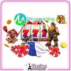 Casinos en ligne Microgaming